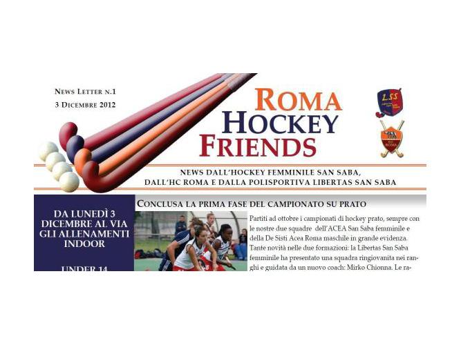 Romahockeyfriends